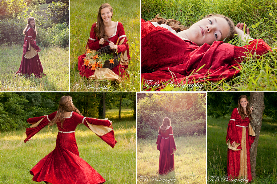 A Medieval Teen {Central Virginia Teen Photographer} (1/2)