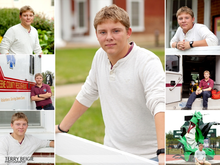William Monroe Senior Photography