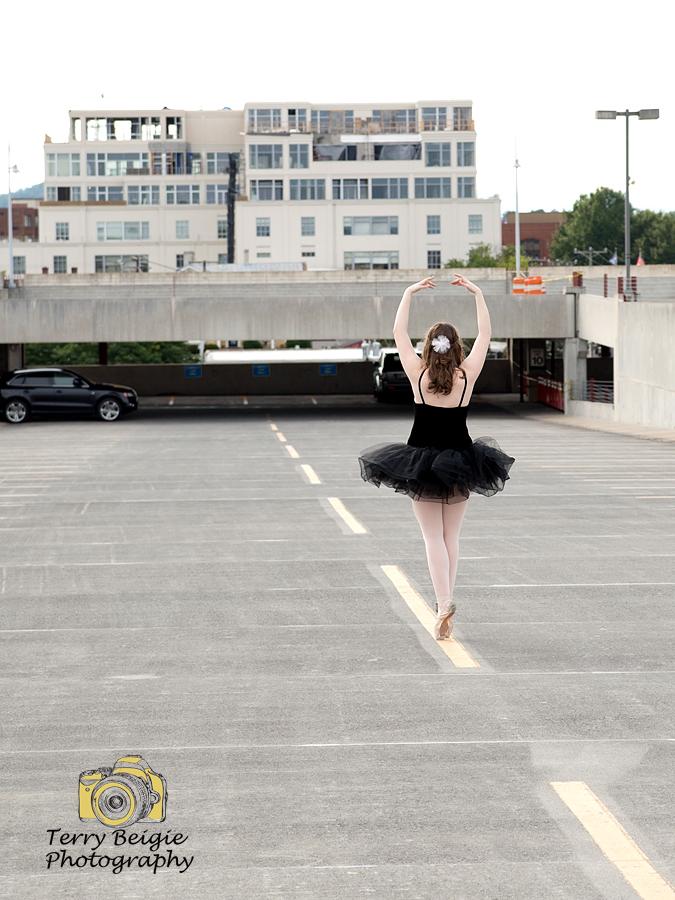 ballet dancer city