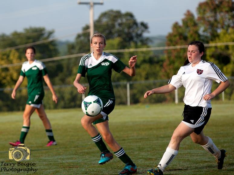 soccer girls tournament