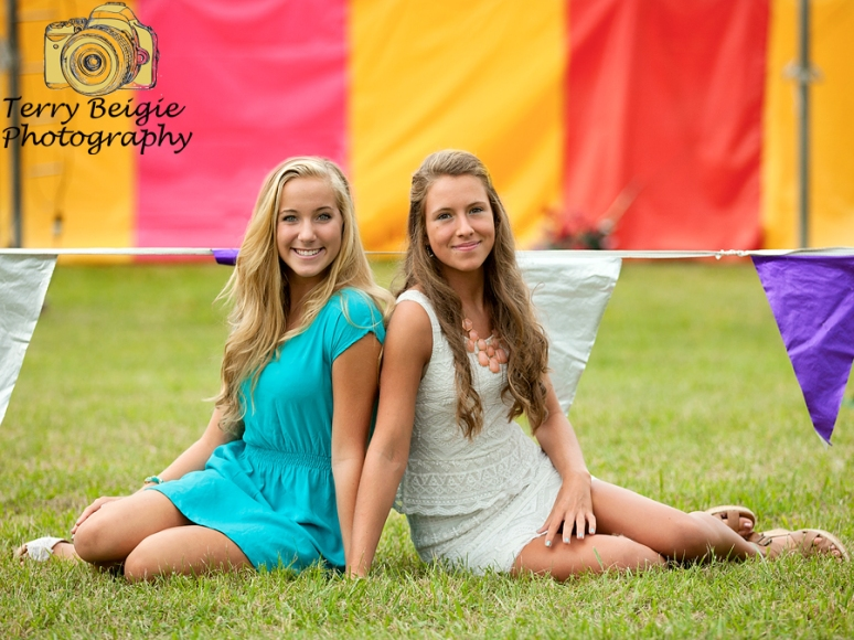 Sweet 16 photography at Greene County Virginia Fair