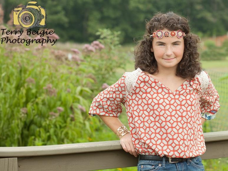 Boho Teen Photographer Stanardsville Virginia