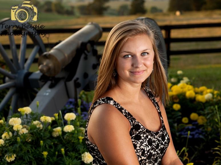 Charlottesville high school senior photographer