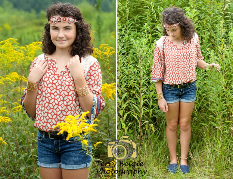 Boho Teen Photographer Stanardsville Virginia