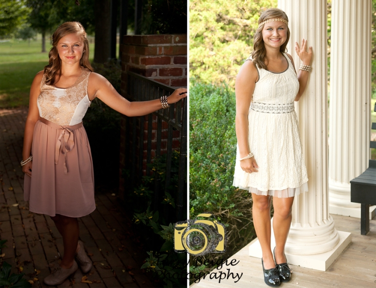 Great Gatsby High School Senior Photography Ruckersville Virginia