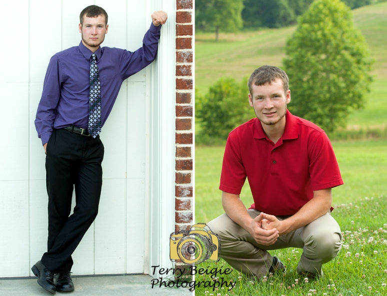 Barboursville Virginia high school senior photography