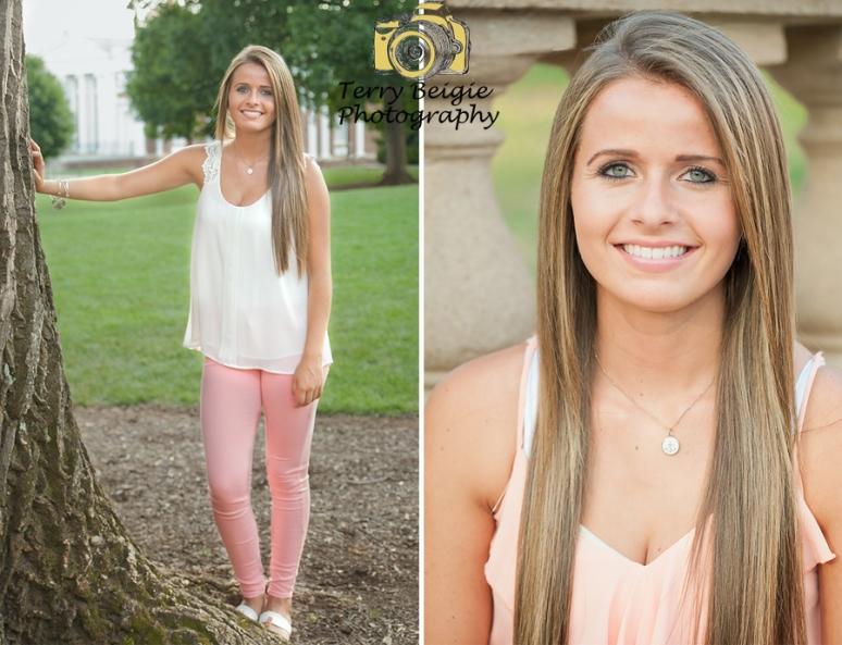 Charlottesville High School Senior Photography