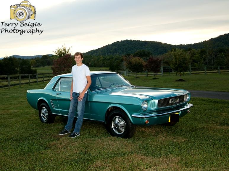 Central Virginia High School Senior Photography
