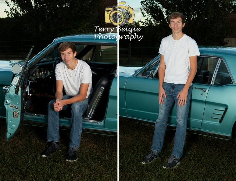 High School Senior Photographer Greene Virginia