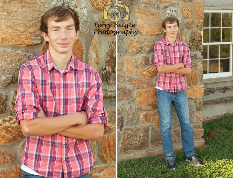 High School Senior Photographer