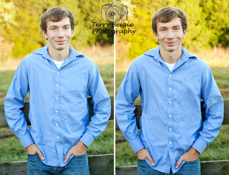 Central Virginia High School Senior Photography