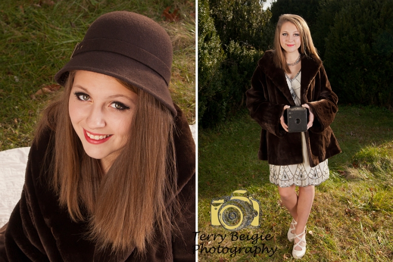 Orange County Virginia teen portraits