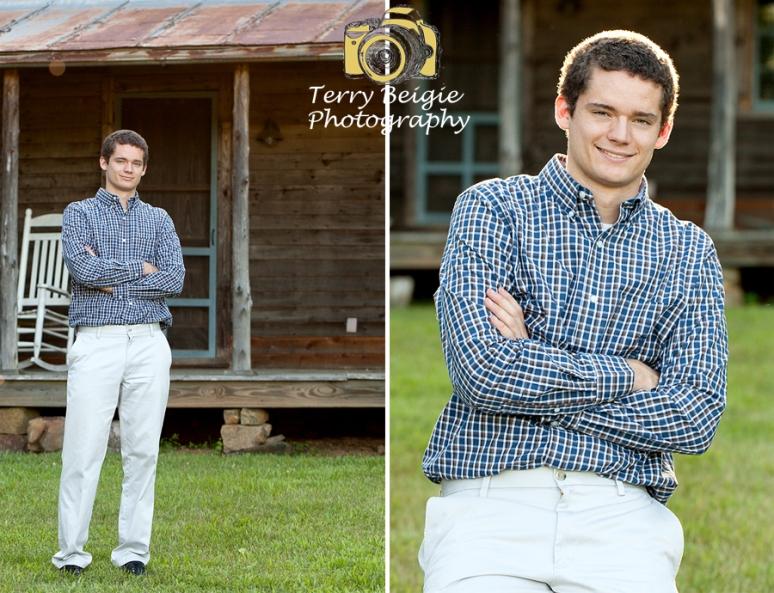Rural Virginia high school senior photography charlottesville ruckersville stanardsville