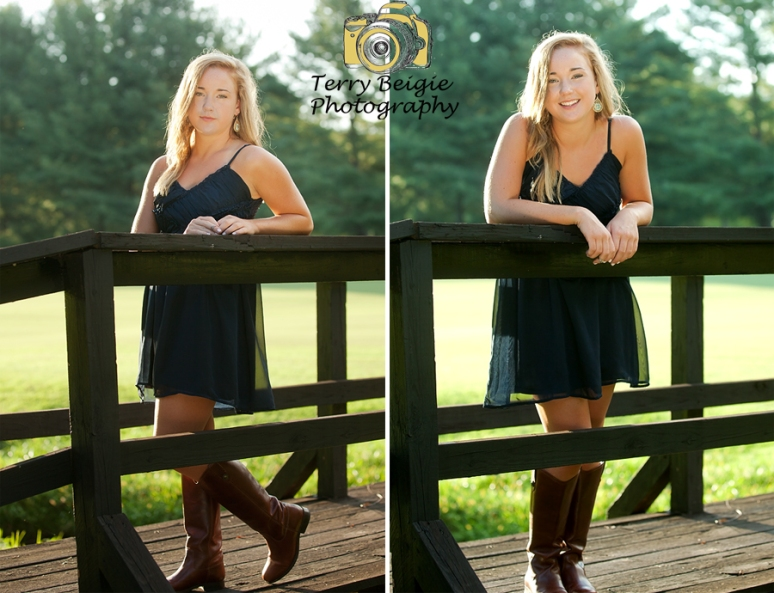Stanardsville Virginia high school senior photography
