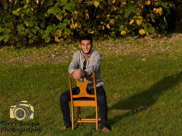 High School Senior Photographer Central Virginia